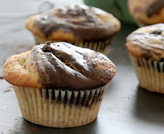 marmor muffins rezept inspiriert von k chenmeister. Black Bedroom Furniture Sets. Home Design Ideas