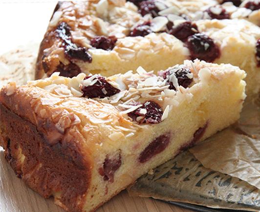Quark Saurekirsch Kuchen Rezept Inspiriert Von Kuchenmeister