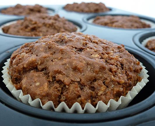 vegane schoko kokos muffins rezept inspiriert von k chenmeister m hlentradition seit 1859. Black Bedroom Furniture Sets. Home Design Ideas